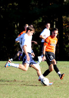 Men's Soccer vs Union College 10-13-12