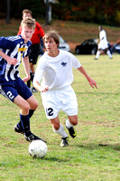Men's Soccer vs Reinhardt University 10-20-12