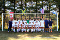 2012-2013 Women's Soccer Team and Individuals