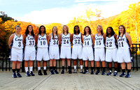2012-2013 Women's Basketball Team and Individuals