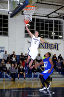 Men's Basketball vs Baber-Scotia College 10-30-12