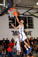 Men's Basketball vs Milligan College 01-26-13