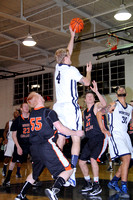 Men's Basketball vs Union College 01-31-13