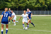 Women's Soccer vs Columbia International University 9-05-15