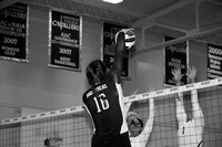 Volleyball vs St Andrews 10-03-15