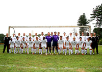 2013-2014 Men's Soccer Team and Individuals
