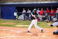 Baseball vs Saginaw Valley State University 03-10-16