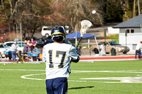 Men's Lacrosse vs St. Ambrose University 03-15-16