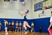 Women's Volleyball vs Point Park University 8-19-16