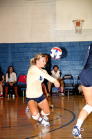Volleyball vs Milligan College 09-24-13