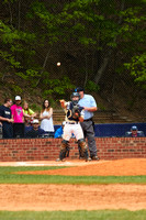 Baseball vs Point University 04-30-16