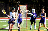 Women's Lacrosse vs Asbury University 03-16-16