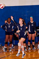Women's Volleyball vs Keiser University 8-20-16