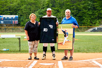 Baseball Senior Recognition 04-30-16