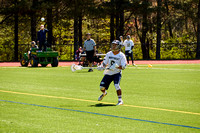 Men's Lacrosse vs UNC-Greensboro 04-02-16