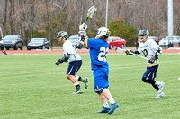 Men's Lacrosse vs Madonna University 03-11-17