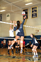 Volleyball vs Lindsey Wilson 8-23-14