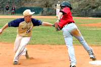 Baseball vs N. Greenville University 02-18-12