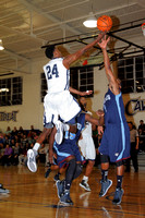 Men's Basketball vs Saint Thomas University 11-05-2013