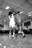 Men's Basketball vs TN Wesleyan 01-18-14