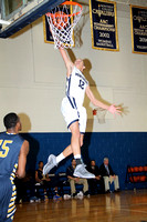 Men's Basketball vs Point University 02-08-14