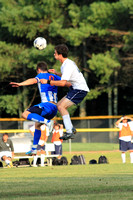 Men's Soccer vs Shorter University 8-27-11