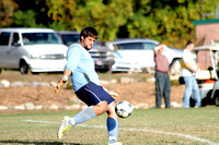 Men's Soccer vs Trevecca Navarene 10-08-11