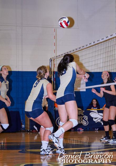 Daniel Brunson Photography | Volleyball vs University of Pikeville 10-03-15
