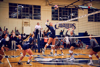Women's Volleyball vs Columbia College 09-15-17