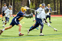 Men's Lacrosse vs Reinhardt University 03-19-16