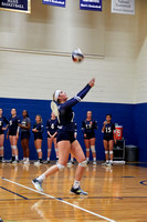 Women's Volleyball vs Bryan College 11-02-17
