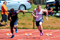 Track & Field - Montreat College Invitational 04-01-17 (Day 2)