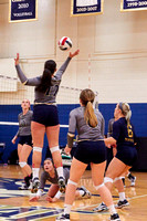 Women's Volleyball vs Truett-McConnell 10-22-16