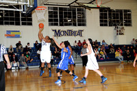 Women's Basketball vs St. Andrews College 01-11-14