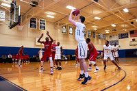 Men's Basketball vs Bluefield College 01-03-17