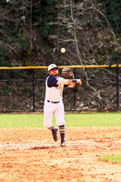 Baseball vs TN Wesleyan 03-30-18